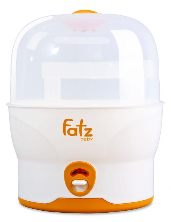 Máy tiệt trùng 06 bình sữa cổ rộng siêu tốc FATZBABY FB4019SL