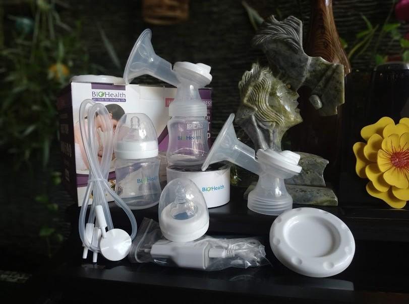 Màng hút silicone Biohealth - Phụ kiện máy hút sữa điện (dùng cho máy đơn và đôi)