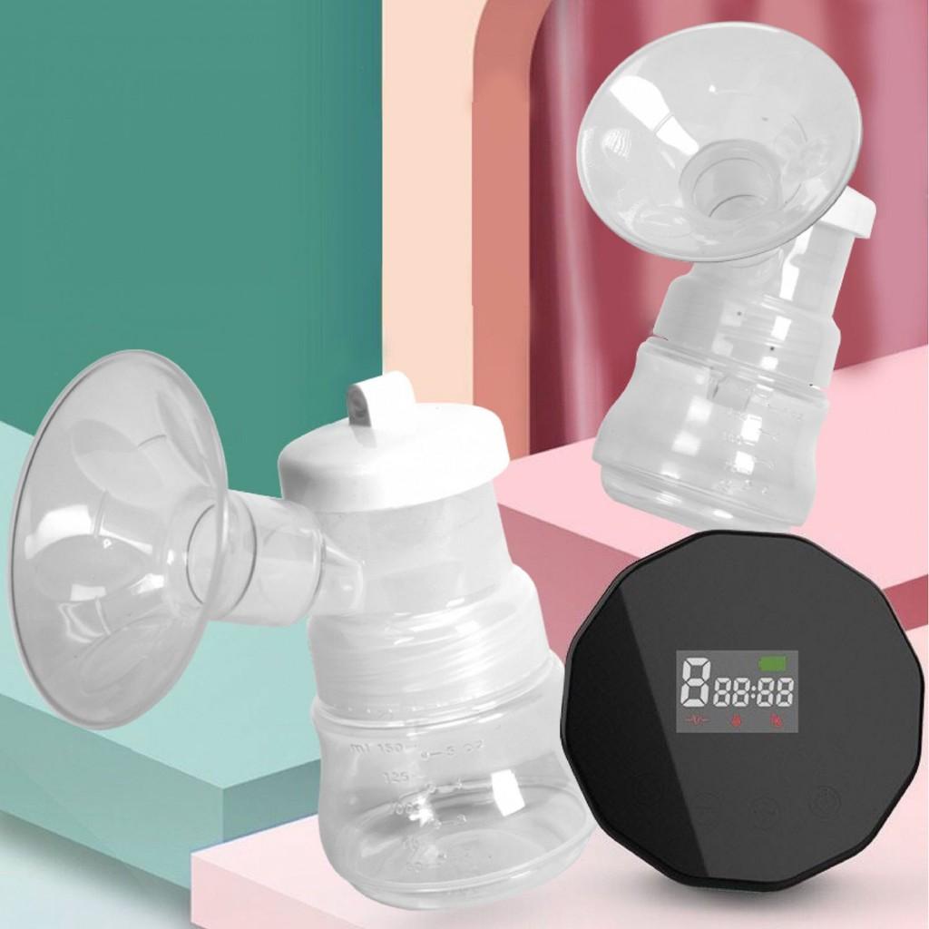 Máy hút sữa điện đôi Rozabi Basic Plus có tích pin sạc - Bảo hành chính hãng 12 tháng