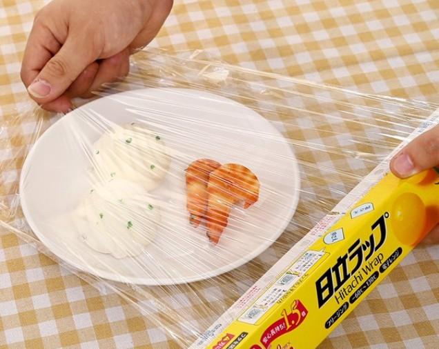 Màng bọc thực phẩm Hitachi Wrap 30cmx20m - Made in Japan- KBN13023