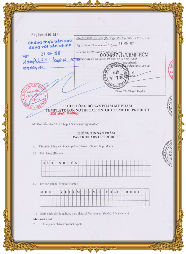 Muối chườm lưng thảo dược Bảo Nhiên giúp Thư giãn - giảm đau nhức 850gr - Việt Nảm
