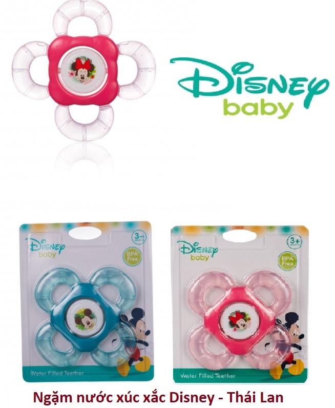 Gặm nướu silicone xúc xắc hoạt hình an toàn cho bé Disney Baby DN2915 [Made in Thailand]
