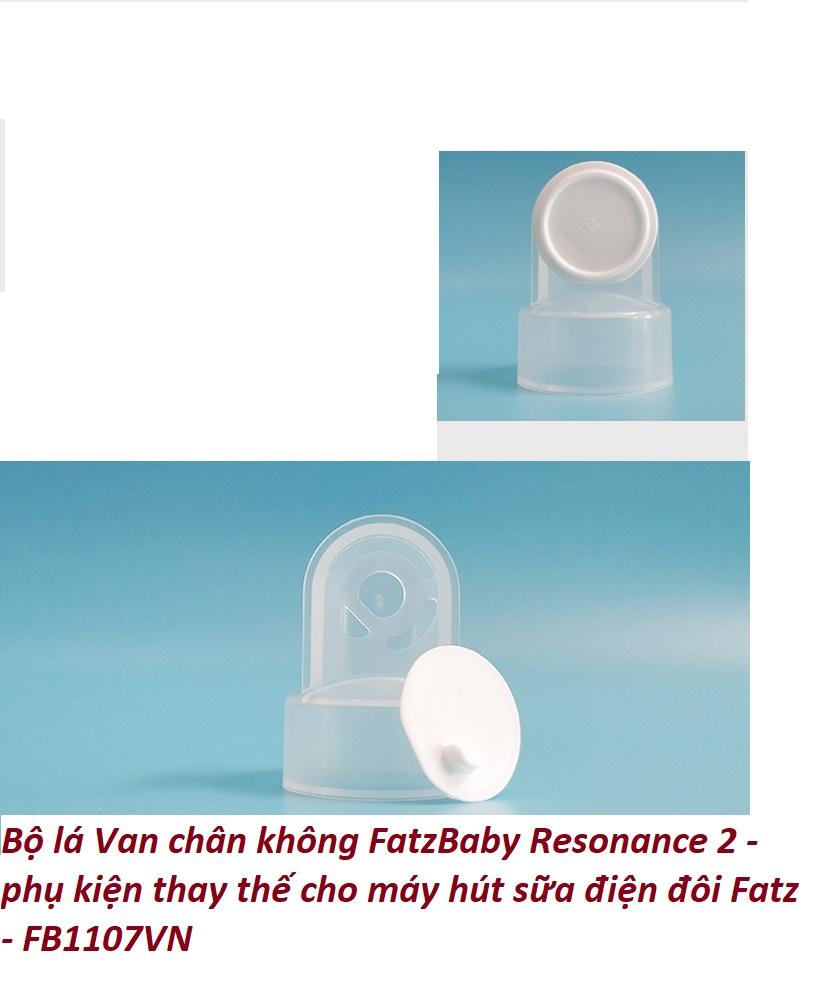 Bộ lá Van chân không FatzBaby Resonance 2 - phụ kiện thay thế cho máy hút sữa điện đôi Fatz - FB1107VN