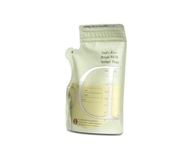 Hộp 30 túi trữ sữa mẹ 250ml không BPA - Dr DuDu