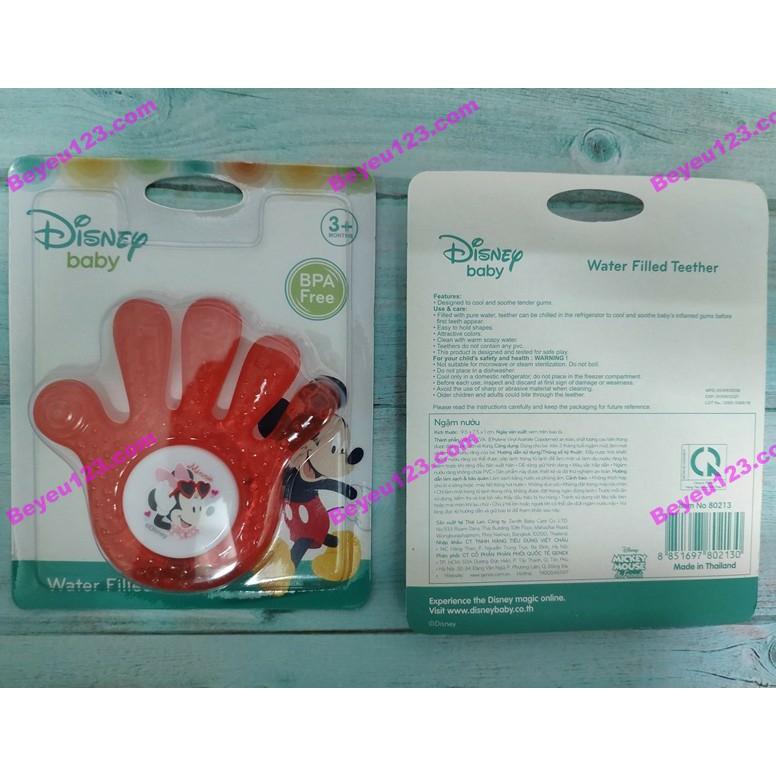 Gặm nướu bàn tay silicone mềm cho bé Disney Baby -Thái Lan -  DN80213