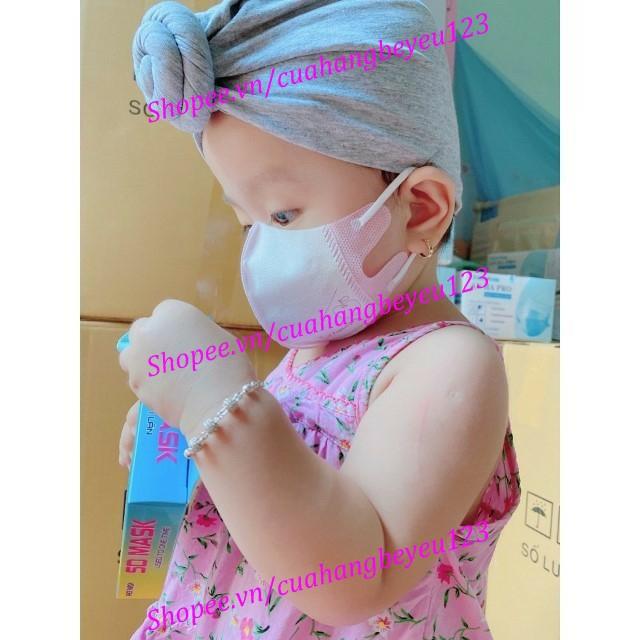 Hộp 10 khẩu trang y tế trẻ em FAMAPRO - Nam Anh - Kháng khuẩn cao cấp - Việt Nam