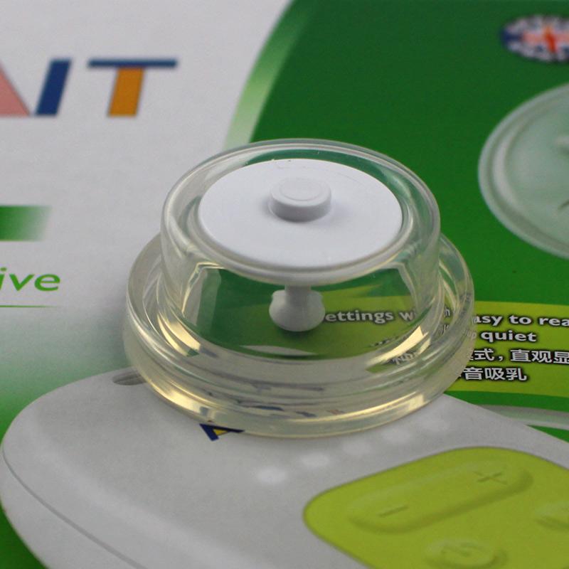 Bộ Cuống kẹp silicone phụ kiện cho máy hút sữa tay Avent