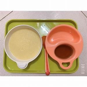 Bộ 2 bát ăn dặm chia 2 ngăn cho bé Inomata - Paku - Made in Japan - KBN 112716 / 112730