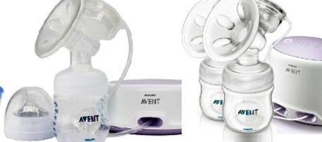 Matxa silicone Avent - phụ kiện cho máy hút sữa điện tay - lỗ ti 24mm