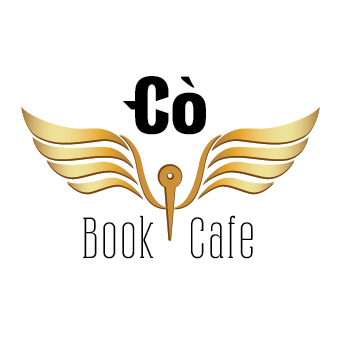 logo Cò Book Cafe