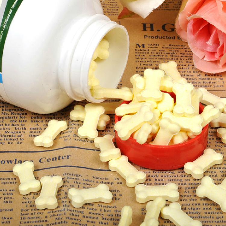 Bổ xung Dinh Dưỡng cho chó mèo Sữa, vitamin, canxi, khoáng