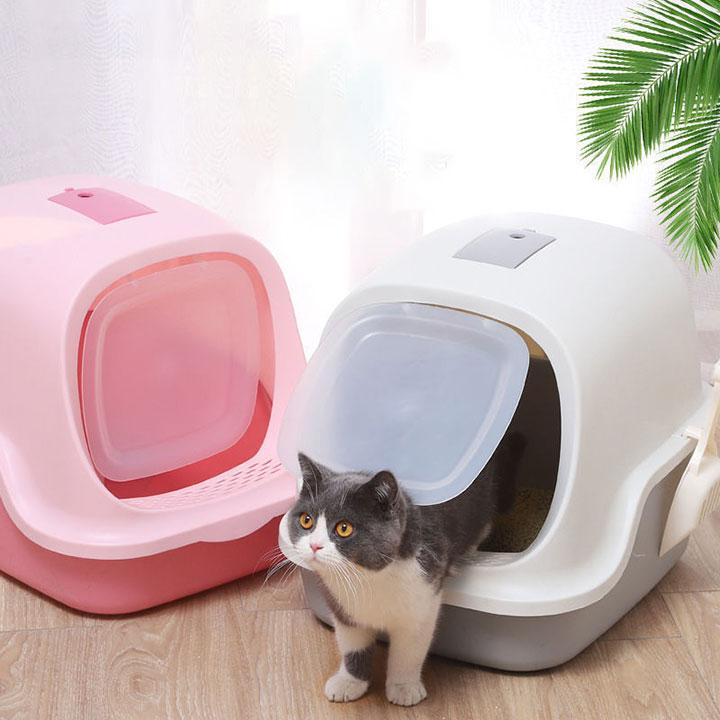 Khay nhà vệ sinh dành cho mèo giá rẻ bền đẹp mẫu mã đa dạng
