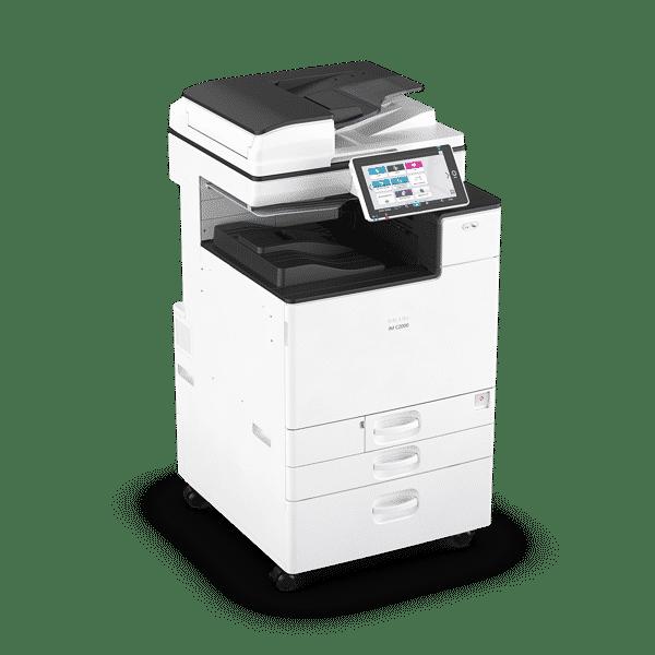 Máy photocopy Ricoh màu im c2000