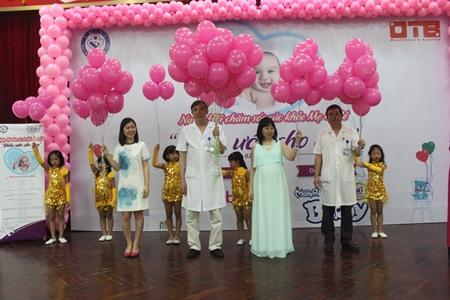 Hội thảo dành cho mẹ và bé