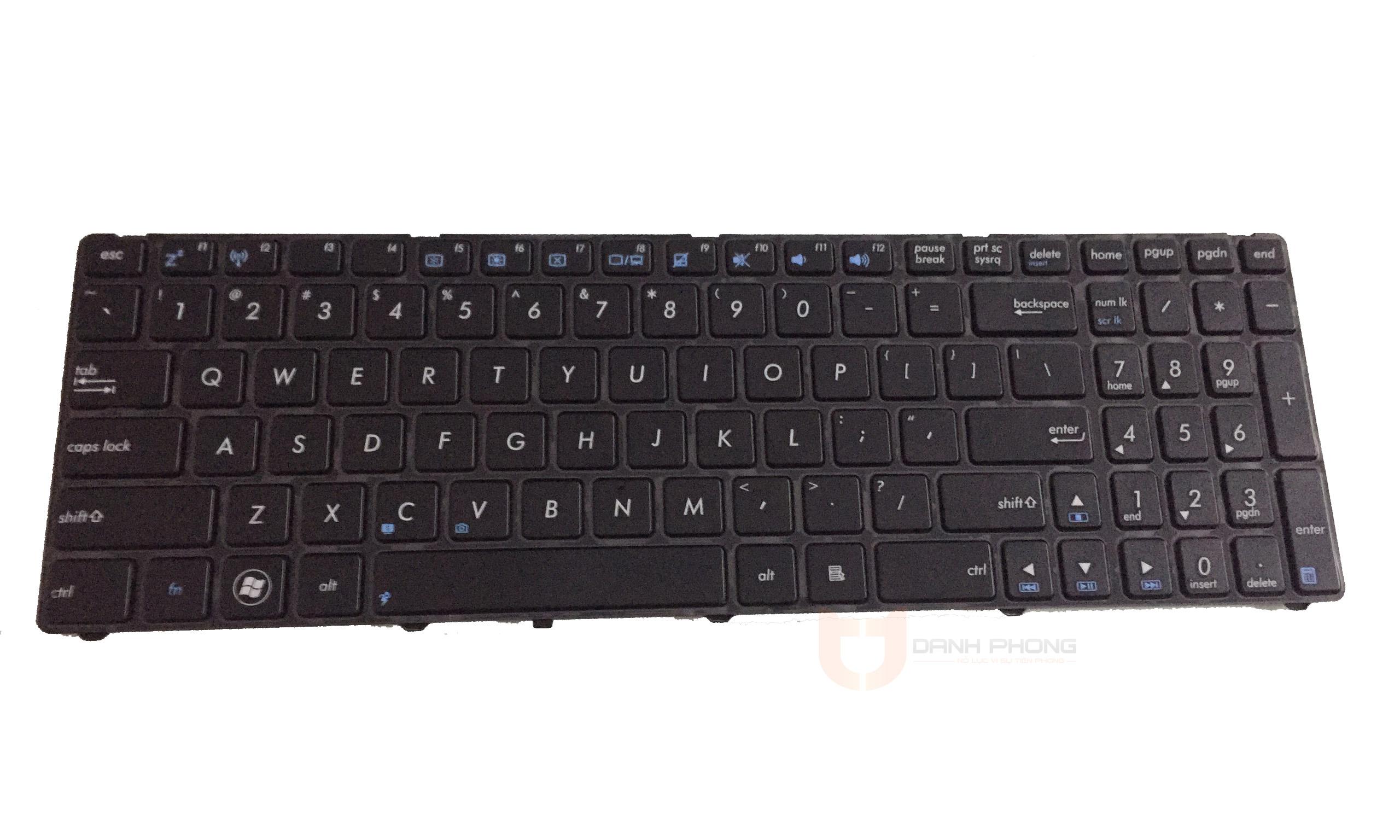 bàn phím laptop Asus k52 K55 | Laptop Danh Phong
