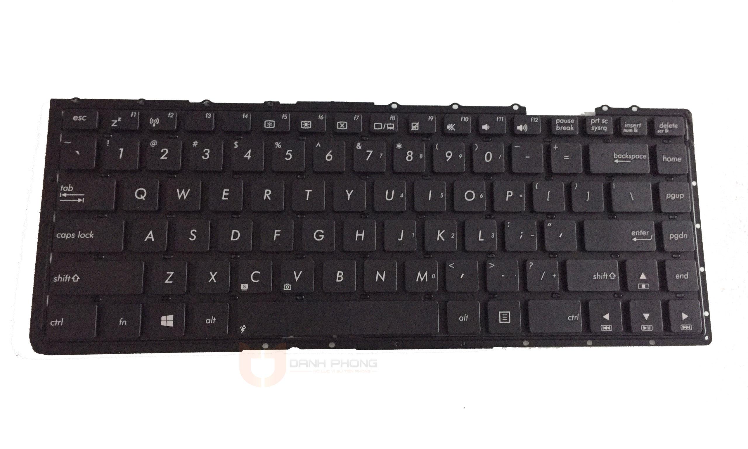 Bàn phím laptop Asus x451 | Laptop Danh Phong