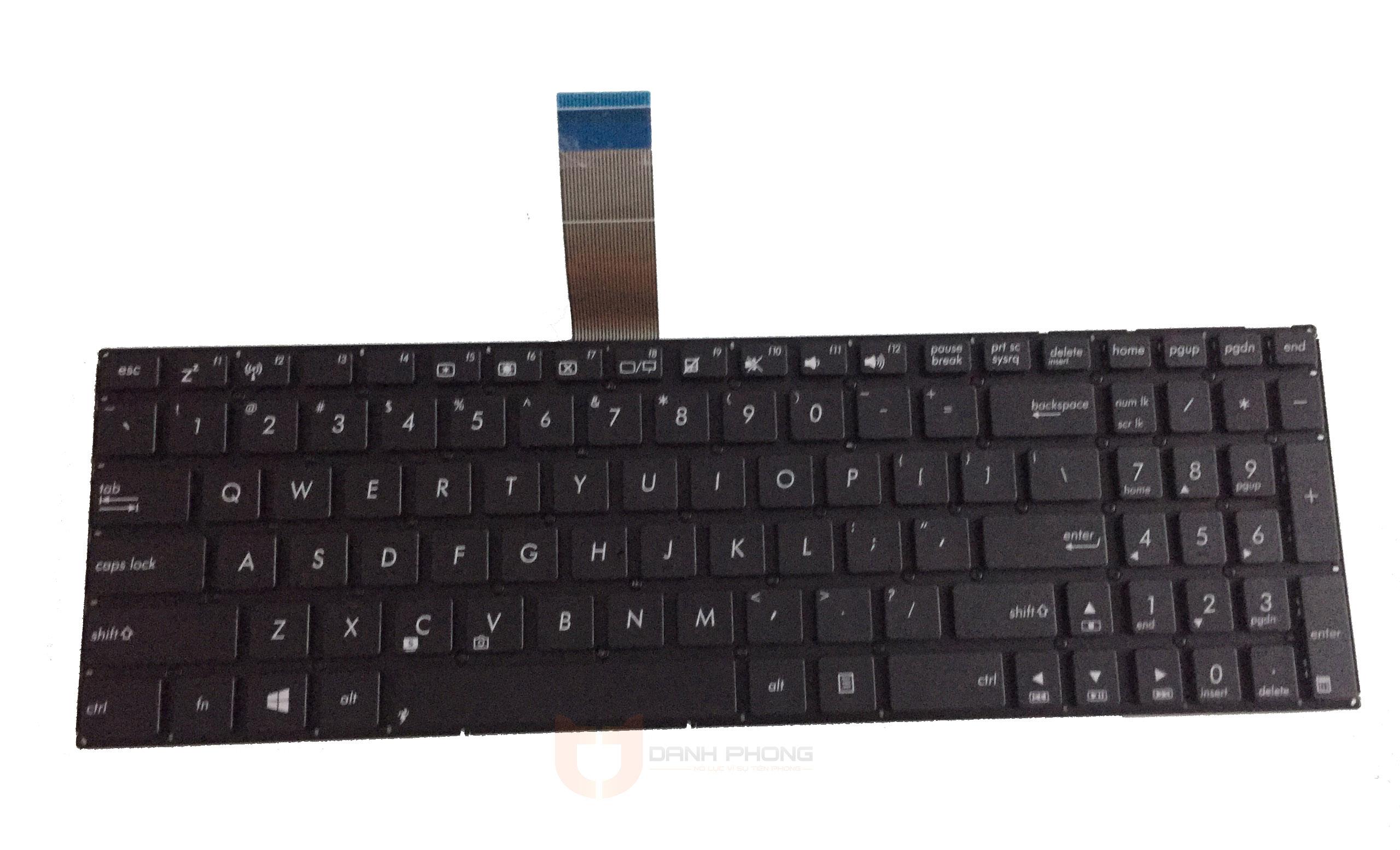 bàn phím laptop Asus x550 | Laptop Danh Phong