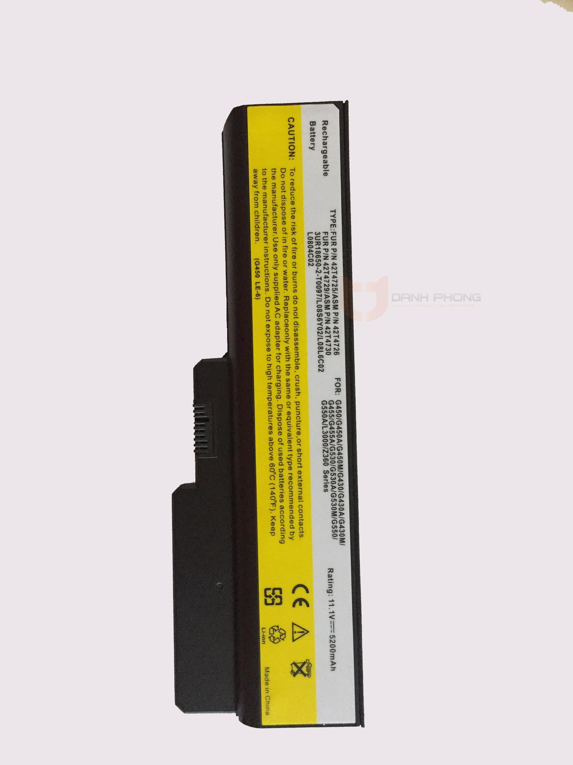 Pin laptop lenovo G430