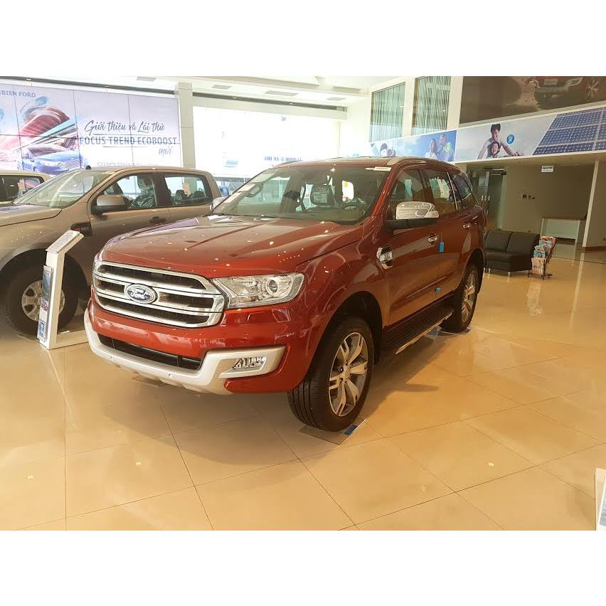 Everest 4x4 AT, 3.2L Titanium, new 2018