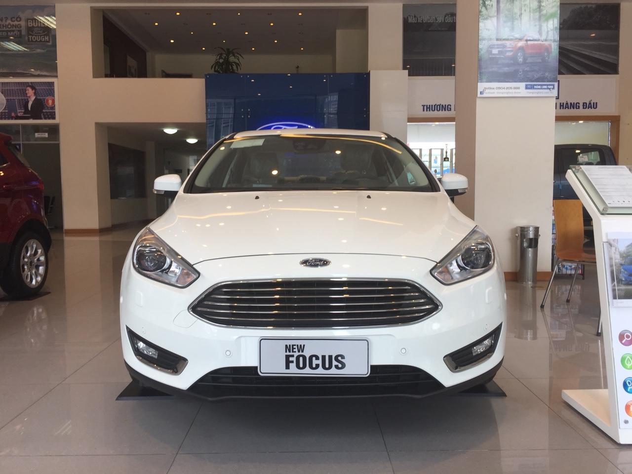 Focus 1.5L Ecoboost, 04 cửa, sx 2018
