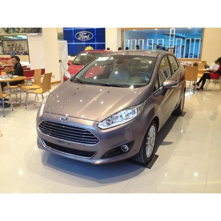 Ford Fiesta 1.5AT Titanium 4D ( Sedan 4 cửa ) 2018