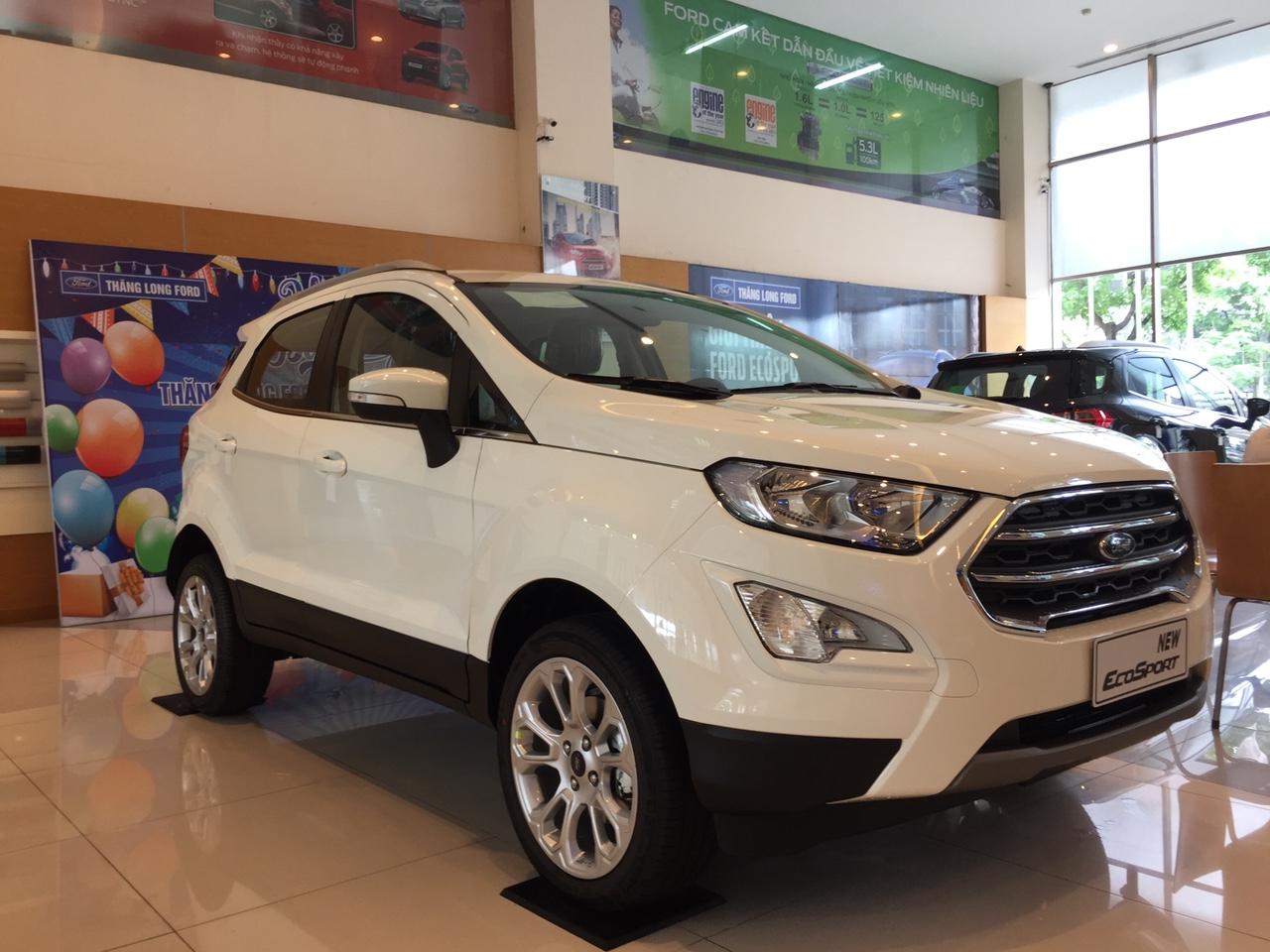 FORD ECOSPORT Ambiente 2018
