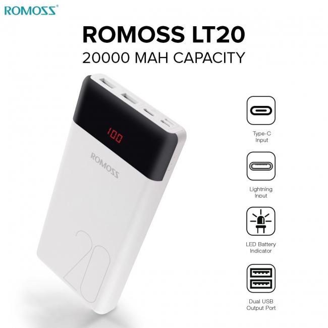 pin-du-phong-romoss-20-000mah-led-hang-face-sac-3-lan-iphone-6