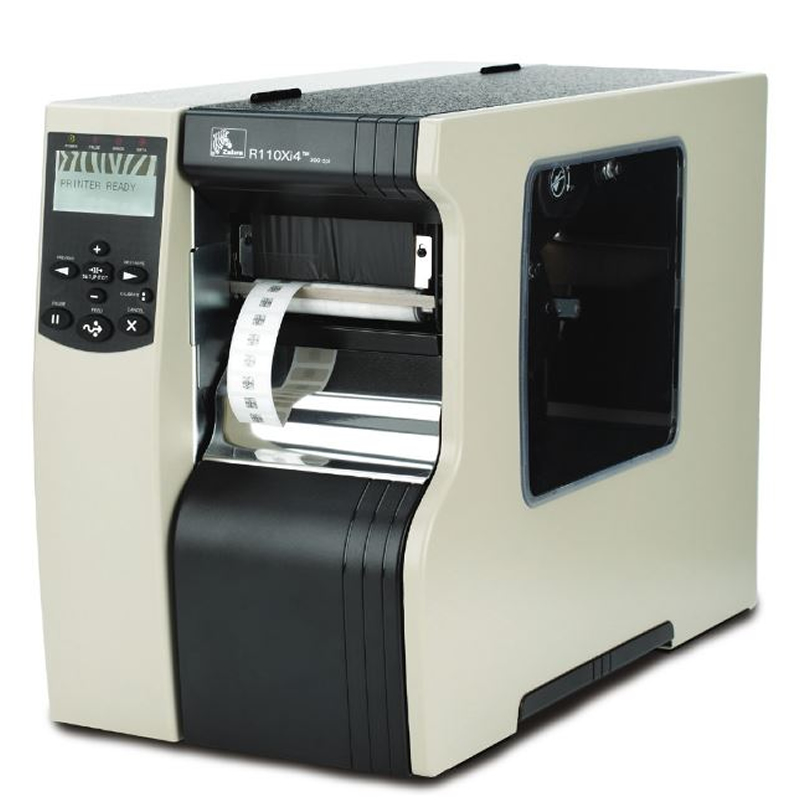 Máy in mã vạch Zebra 110Xi4 300Dpi