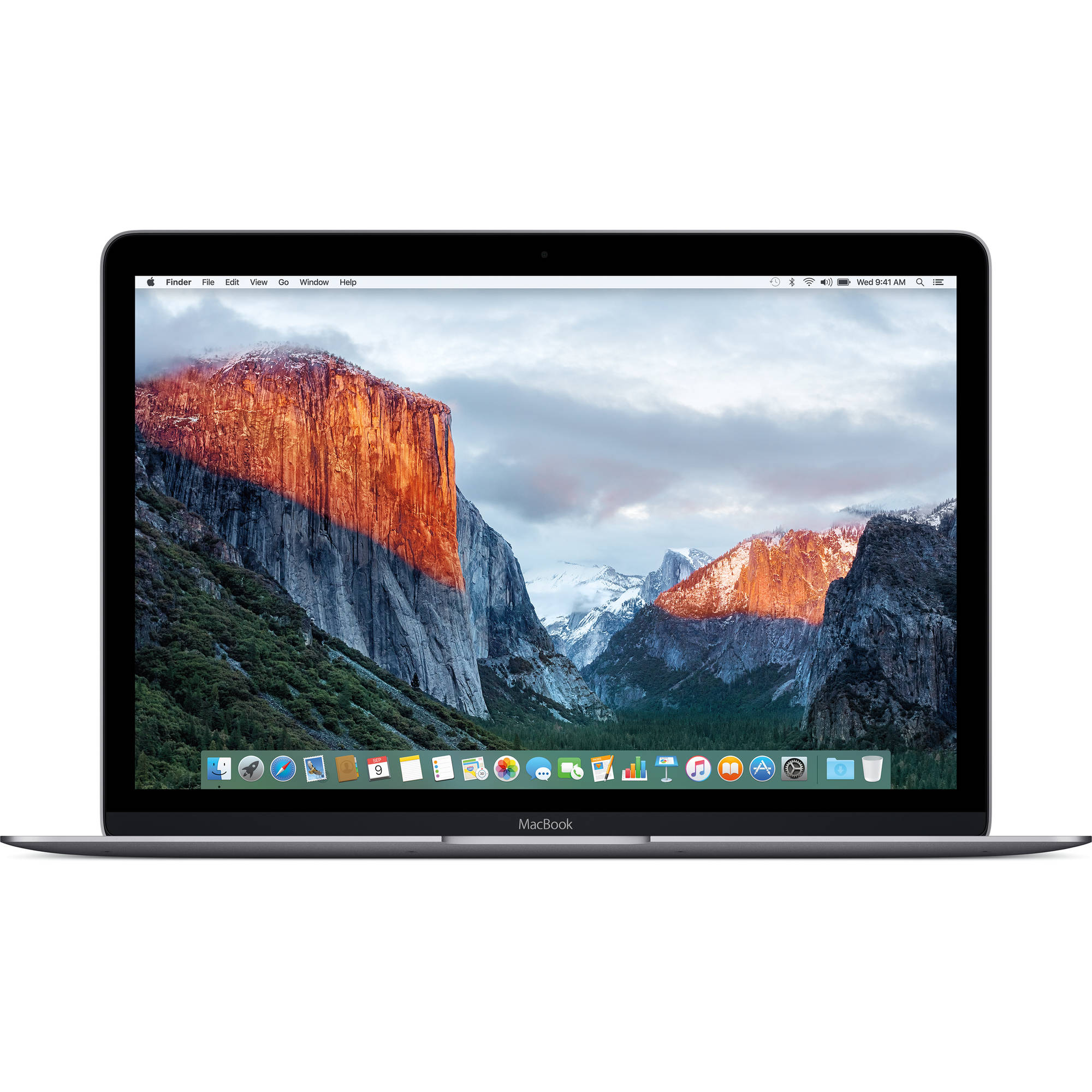 MacBook 2016 - MLH82 - 12