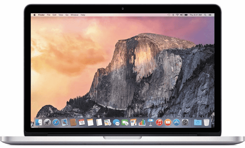 Macbook Retina 13 inch - 2014 - MGX82 - Core i5, Ram 8GB, SSD 256GB, Mới 99%
