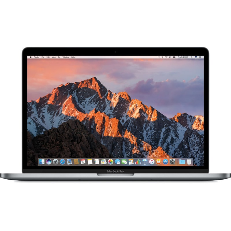 MPXR2 - Macbook Pro Retina 2017 13inch SSD 128GB ( Silver ) / Actived Online