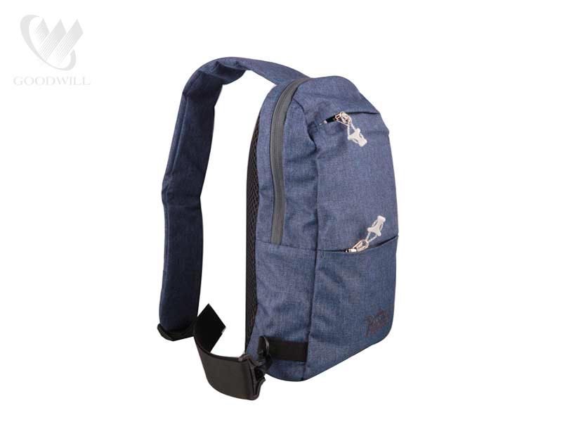 Túi đeo chéo du lịch ZETIN MT BLUE - DL06
