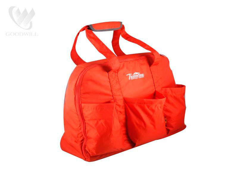 Túi xách du lịch gọn nhẹ orange - DL07