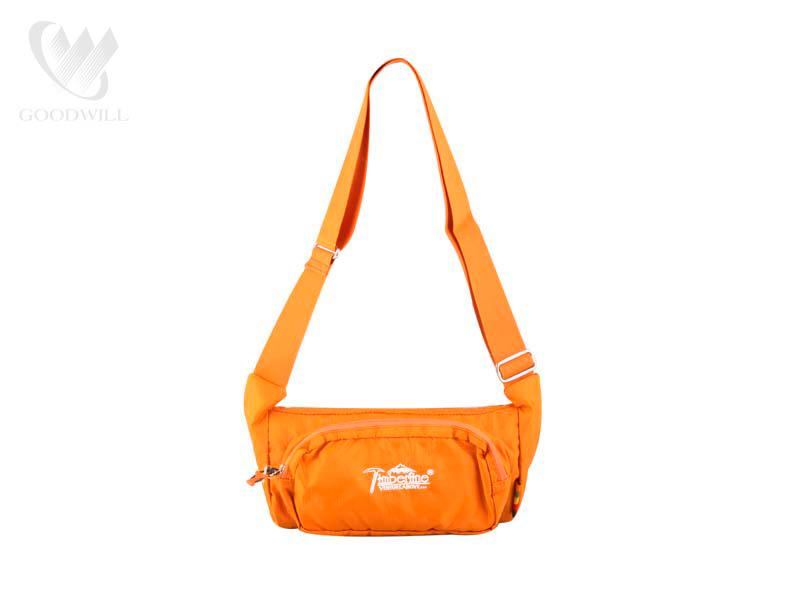 Túi đeo hông du lịch Pooka orange -DL08