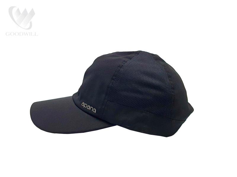 Mũ lưỡi trai đen trơn - HATG10