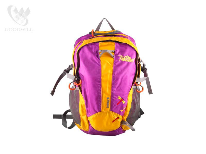 Balo du lịch phượt Jindong purple - DL13