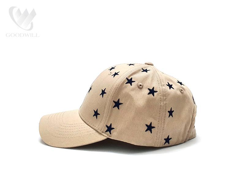 Mũ lưỡi trai họa tiết ngôi sao - HATG13