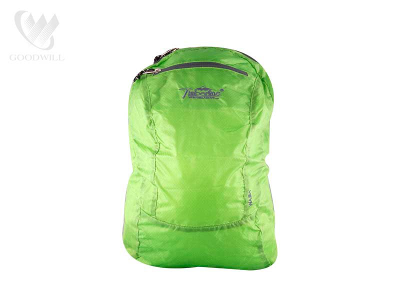 Balo chống nước đi phượt Waba Green - DL18