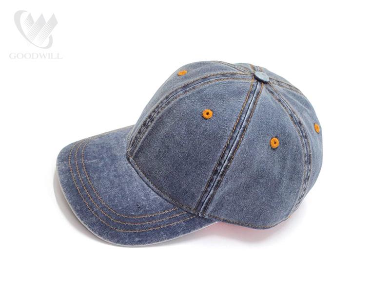 Nón lưỡi trai jean cá tính - HATG23