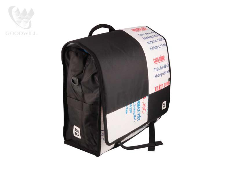 Túi treo đầu xe máy Up1 - DL25