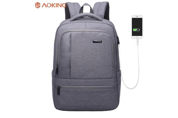 Balo Laptop có sạc USB - FN77176