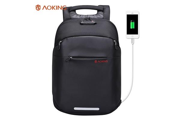 Balo laptop Aoking SN77605