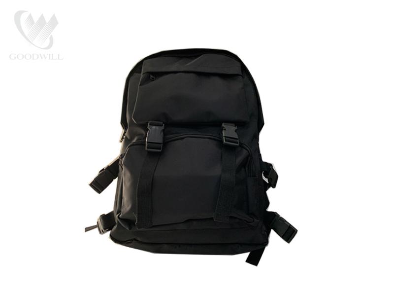 Balo học sinh màu đen thời trang - TC05