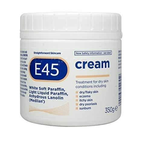 Kem dưỡng ẩm E45 cho da khô, chàm, enzema 125G