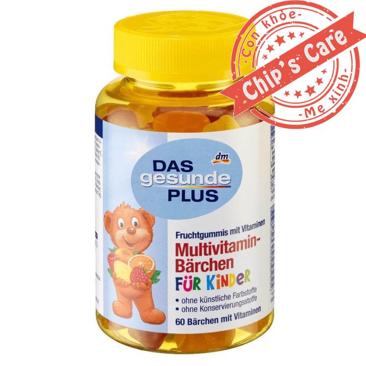 Multivitamin Mivolis của Đức cho bé từ 4 tuổi