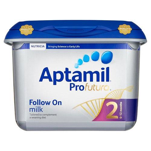 Sữa Bột Aptamil UK Anh PROFUTURA Cho Bé 800g