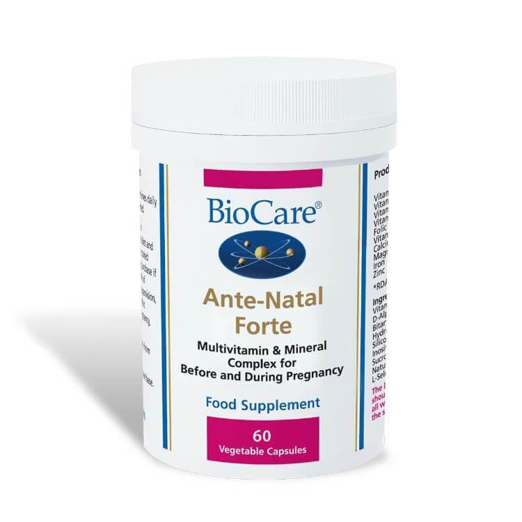 Vitamin Bầu Biocare Antenatal Forte