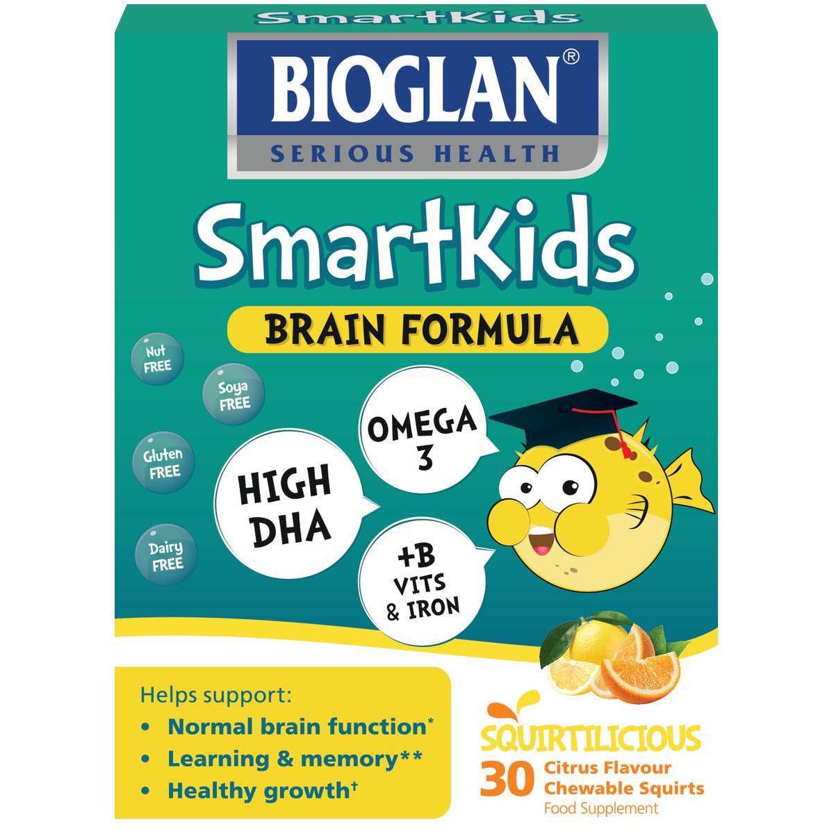Bioglan Smartkids Brain Formula