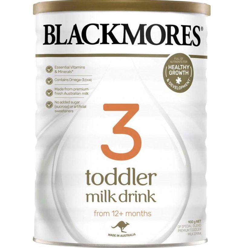 Sữa Blackmores 1-2-3