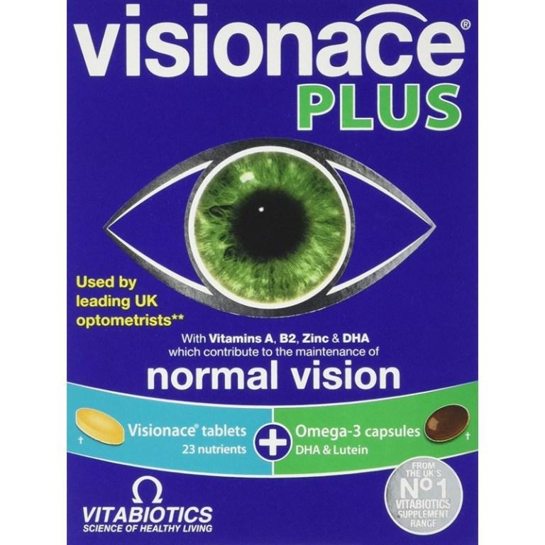 Viên bổ mắt Visioncare Plus